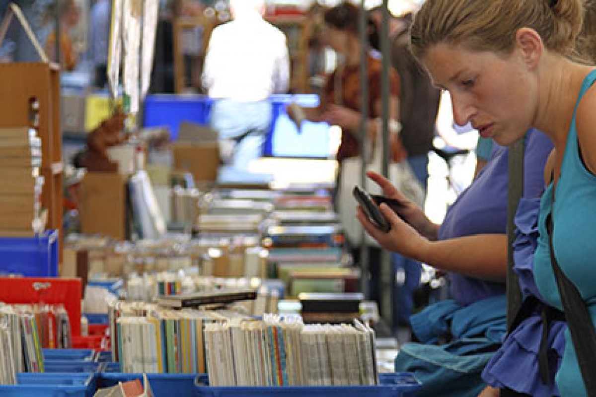 Boekenmarkt Trefpunt