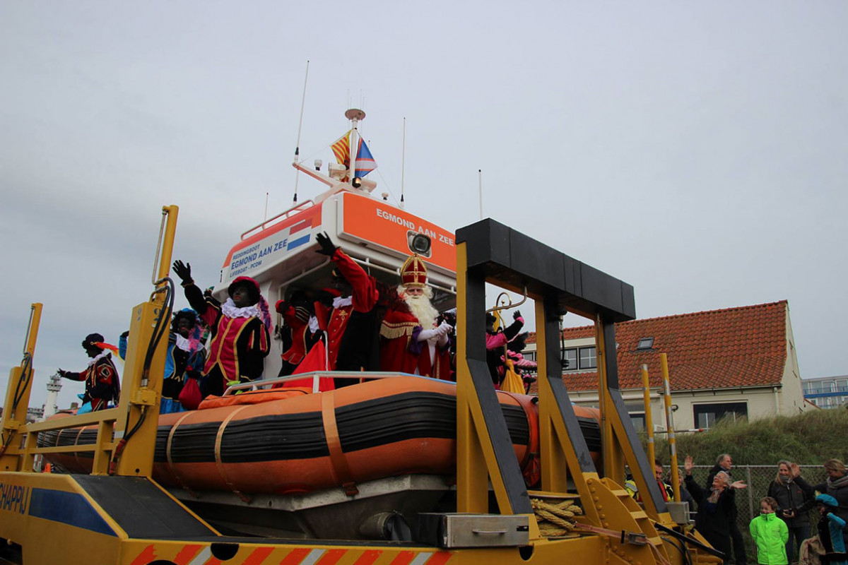 Intocht Sinterklaas - Egmond aan Zee