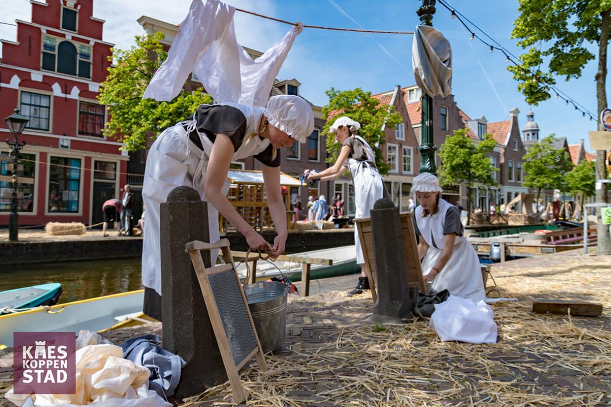 Kaeskoppenstad Alkmaar