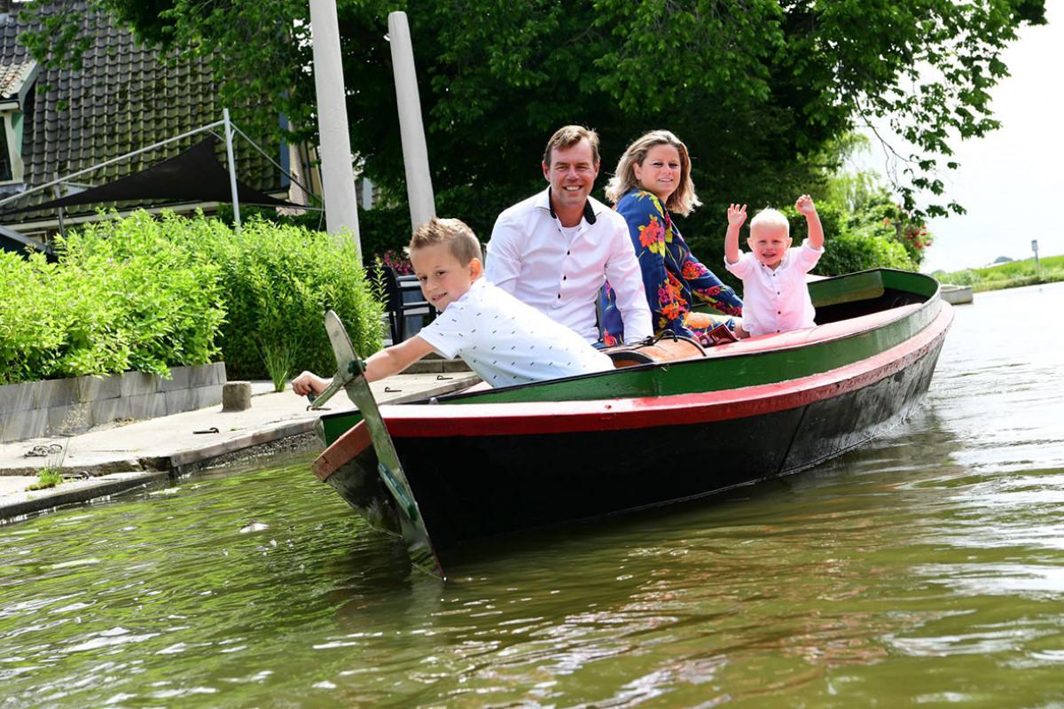 Museum BroekerVeiling - Het water op!