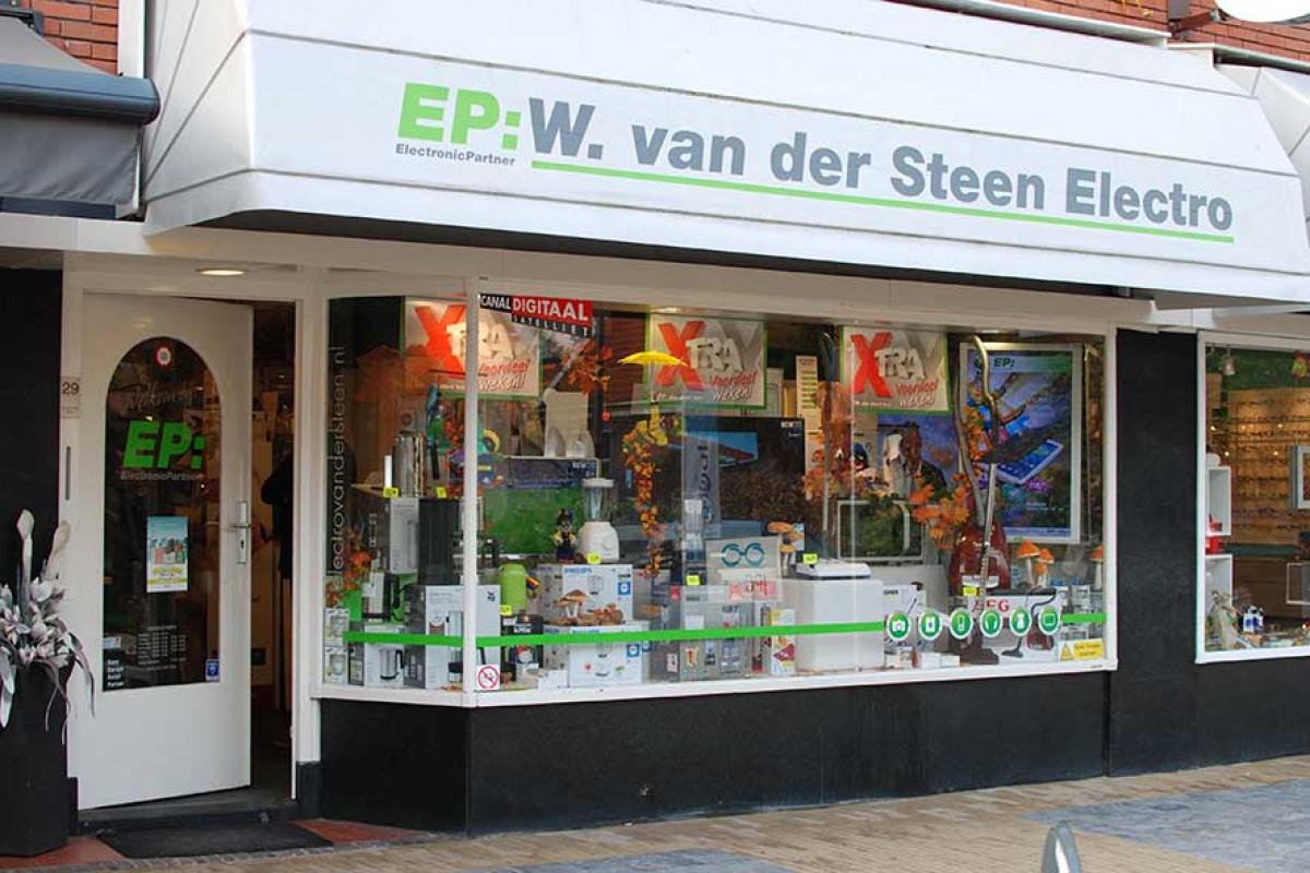 EP: W. van der Steen Electro