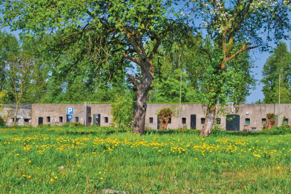 Festungen in Uitgeest